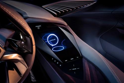 レクサス UX Concept 2016年 内装