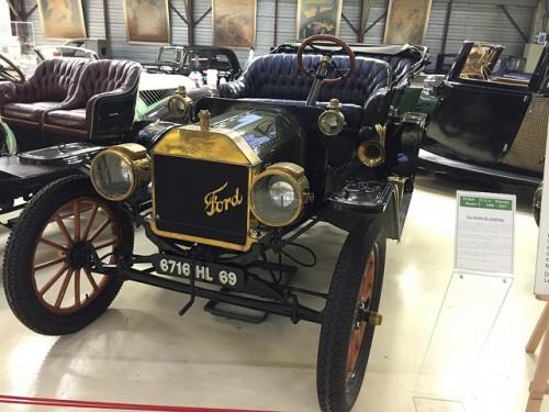 フォード フォードT 1910年型
