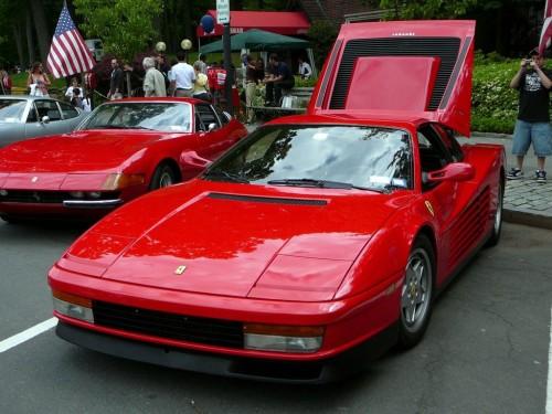 フェラーリ テスタロッサ 1991年型