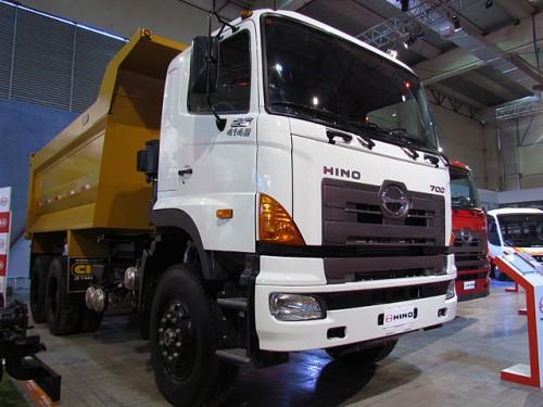 日野 トラック 2014年