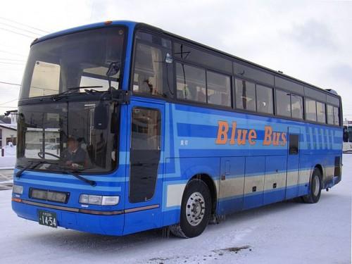 日野 ジェイ・バス セレガGJ 2扉車 U-RU3FTAB
