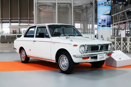 初代 トヨタ カローラ 1966年