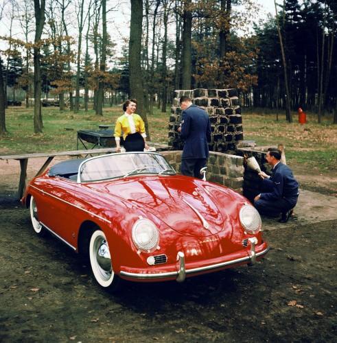 ポルシェ 356 スピードスター 1956年