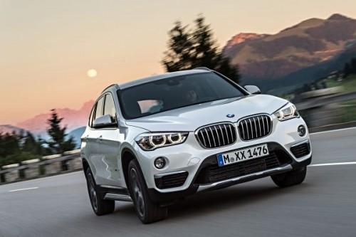 BMW X1 外装 2015年型