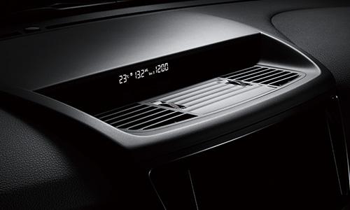 スバル エクシーガクロスオーバー7 2015年式 空調