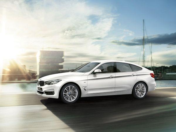 BMW 3シリーズ グランツーリスモ Luxury 2015年型