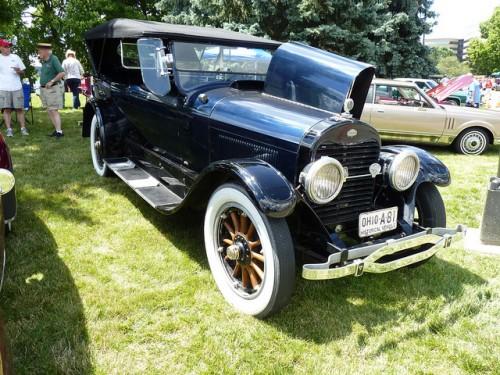 フォード リンカーン モデルL ツーリング 1922年型