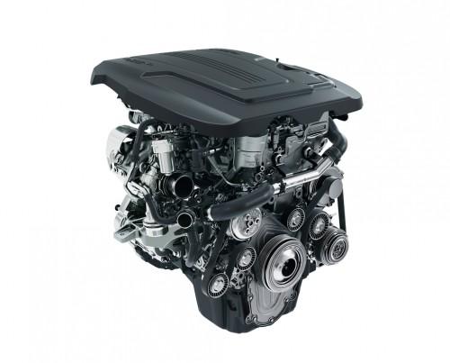 ジャガー F-PACE エンジン 2016年型