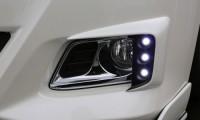車のデイライトとは|今はLEDが主流?取り付け方から車検での保安基準を解説