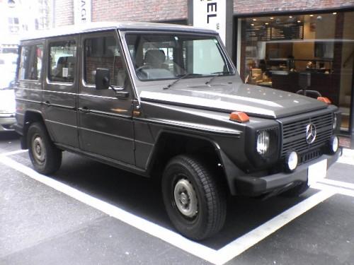 メルセデス ベンツ G300GD L W460型