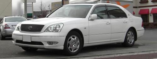 トヨタ セルシオ 3代目 前期型