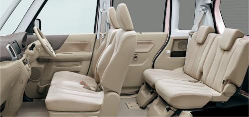 スズキ スペーシア 2015年型 X シート