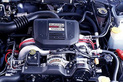 スバル4気筒boxer_engine