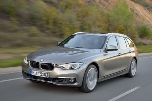 BMW 3シリーズ ツーリング 2015年型