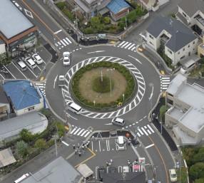 交差点 環状