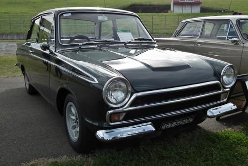 フォード・コンサル・コルチナ 1965年型