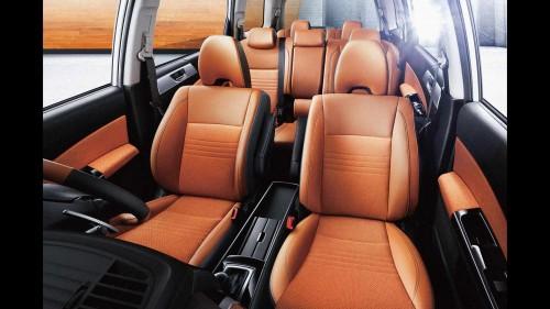 スバル エクシーガクロスオーバー7 2015年式 内装