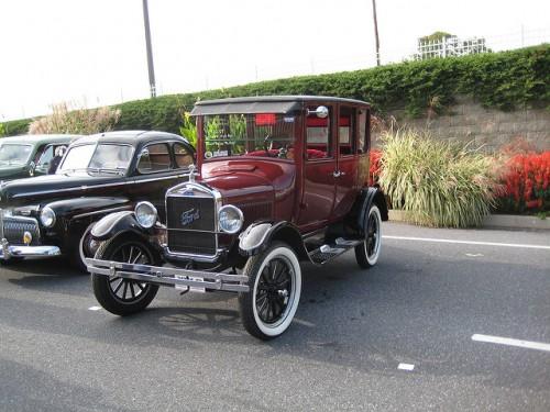フォード フォードT 1916年型