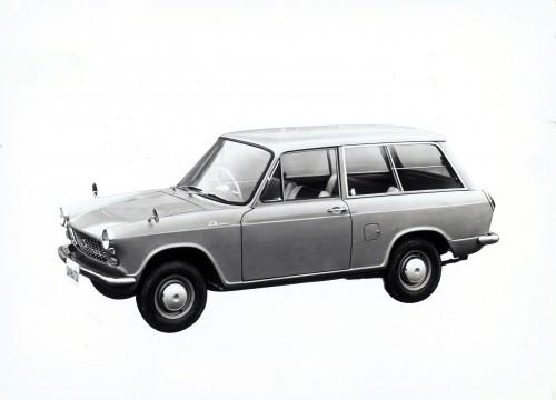 ダイハツ コンパーノ ライトバン 1963年