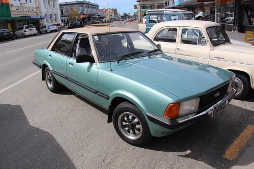 フォード・コンサル・コルチナ 外装1 1980年型
