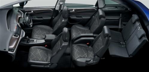 ホンダ ジェイド RS 2015年型 内装