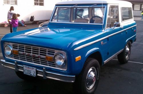 フォード ブロンコ 1977年型