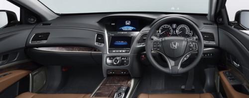 ホンダ レジェンド Hybrid EX 2014年型 インパネ