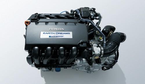 ホンダ ジェイド 1.5L DOHC i-VTECエンジン 2015年