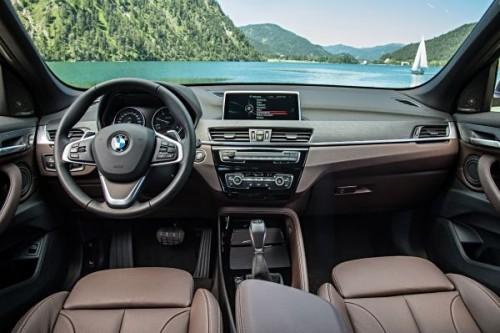 BMW X1 内装 2015年型