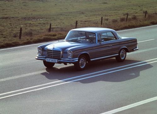 メルセデス・ベンツ 250 SE クーペ (1961 - 1971)