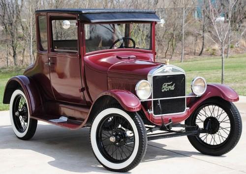 フォード フォードT 1927年型
