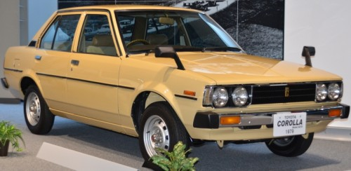 トヨタ カローラ 1500GL (1979年 - 1981年)