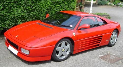 フェラーリ 348GTB (1989年-1994年)