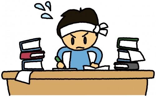 自動車検査員になるために猛勉強!