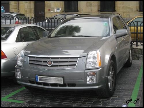 キャデラック SRX 初代 2005年