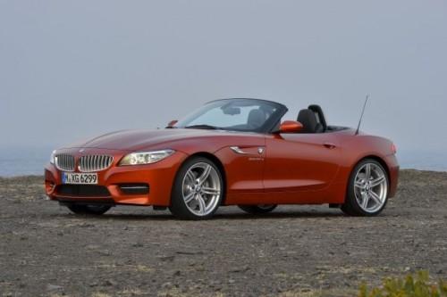 BMW Z4 2012年型