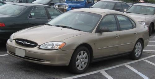 フォード トーラス 2000年型