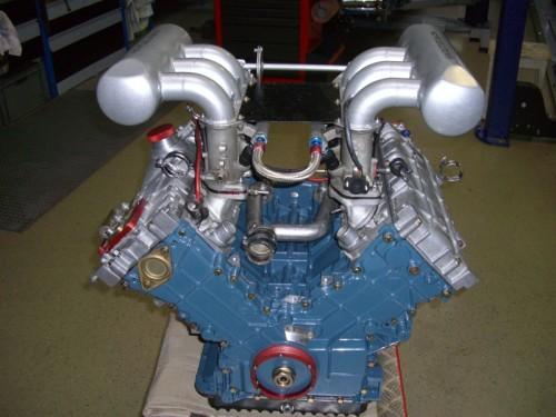 PRV製V6エンジン