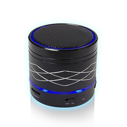 Car快適空間 LEDライト Bluetooth スピーカー