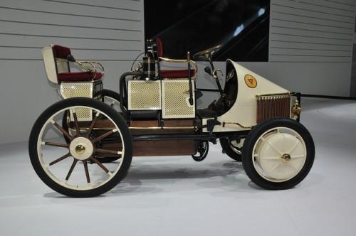 ローナーポルシェ 1900年型 レプリカ