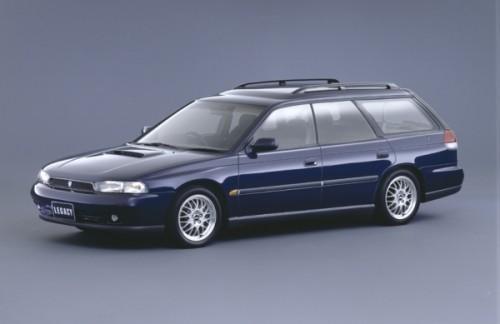 スバル レガシィツーリングワゴン 1993年型