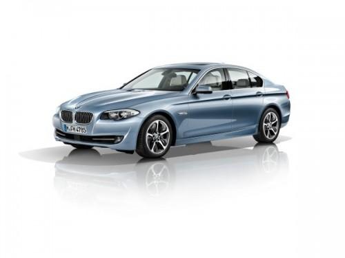 BMW ActiveHybrid 5 2011年型