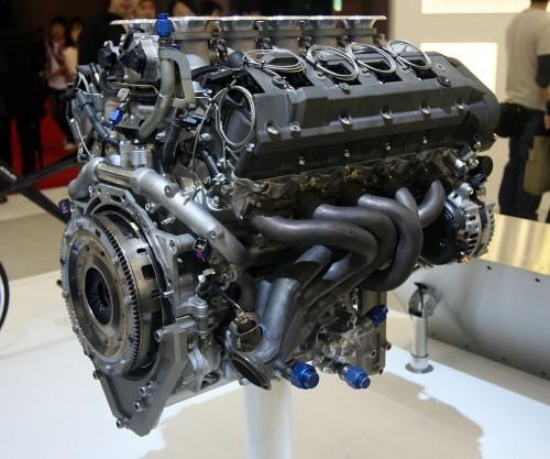 トヨタ ヤマハ 1LR-GUE型エンジン