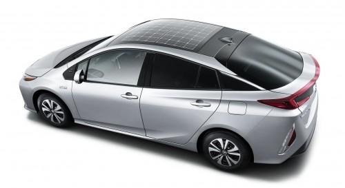 トヨタ プリウスPHV 新型 2016年