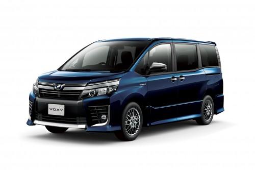 トヨタ ヴォクシー特別仕様車 ZS 煌Ⅱ 2016年