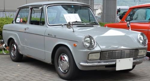 トヨタ パブリカ 800
