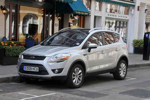 フォード クーガ 外装1 2009年型