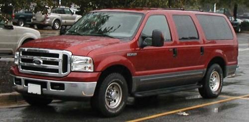 フォード エクスカージョン 2005年型
