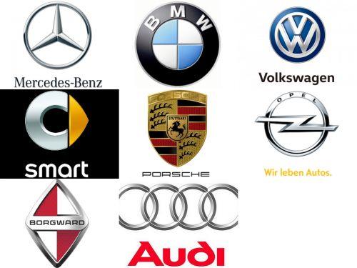 ドイツ車メーカー