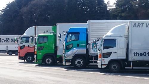 大型 トラック